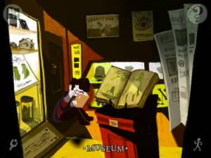 Detective Grimoire - A Quirky New Detective Game App for 2014