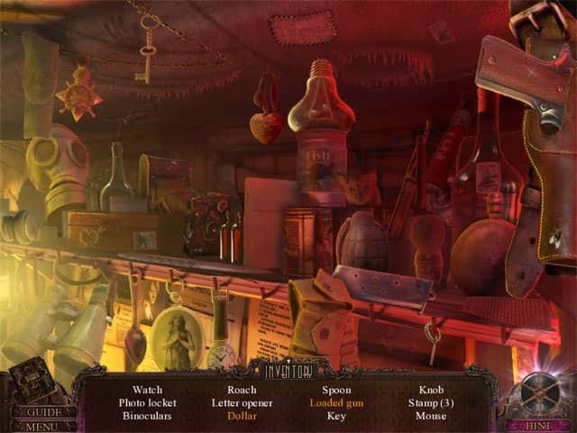 10 Best Ever HOPA Detective PC Games - Death on the Silver Screen Hidden Object Scene