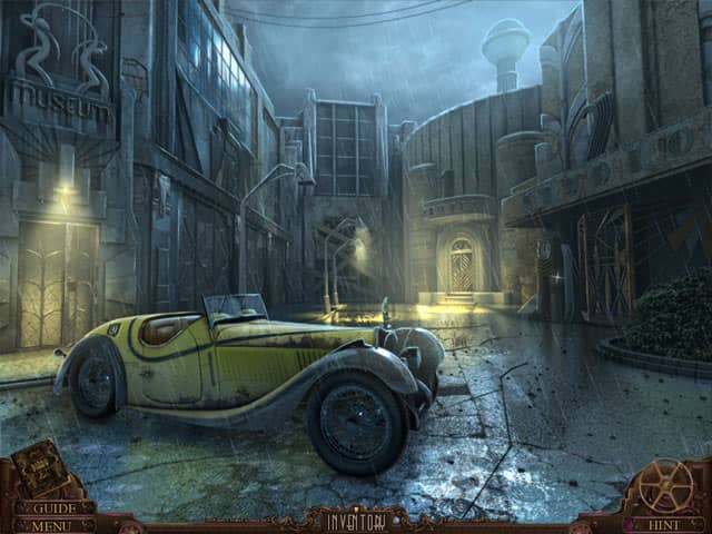 10 Best Ever HOPA Detective PC Games - Death on the Silver Screen Screenshot
