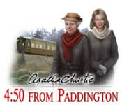 Agatha Christie Miss Marple Games - 4.50 from Paddington