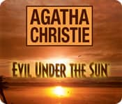 Agatha Christie Poirot Games - Evil under the Sun