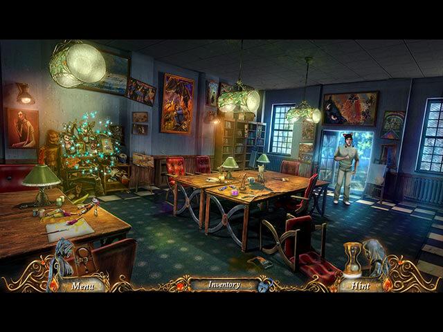 New Detective Games September 2014 - 9 Clues The Ward Screenshot
