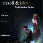 Top 10 Detective Games Online Free no Download - Rizzoli and Isles the Masterpiece Murders