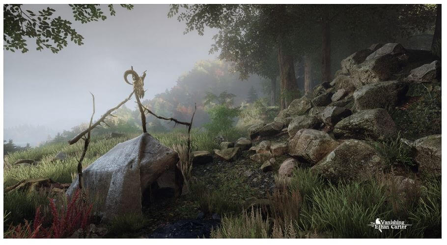 New Detective PC Games 2014 - The Vanishing of Ethan Carter - Beautifully Illustrated