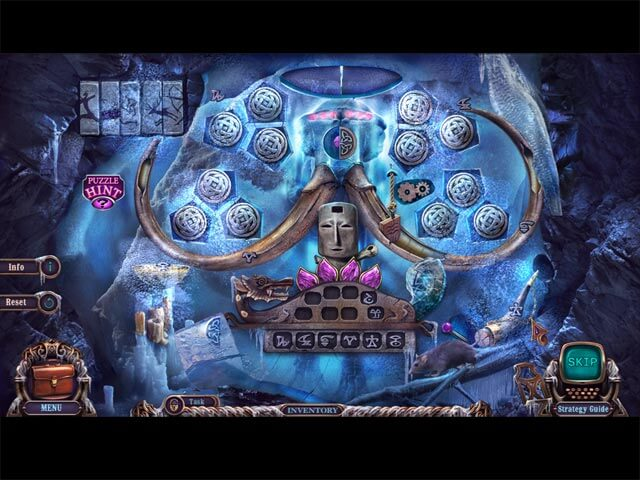 Top New Detective Game 2014 - Sacred Grove Puzzle Screenshot