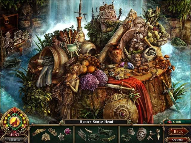 Top Detective Games for PC, Mac and Tablets - no.5 Dark Parables 4 - Hidden Object Scene