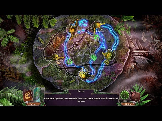 Top Mystery Games for PC, Mac and Tablets - no.6 - Enigmatis 2 - Puzzle Screenshot
