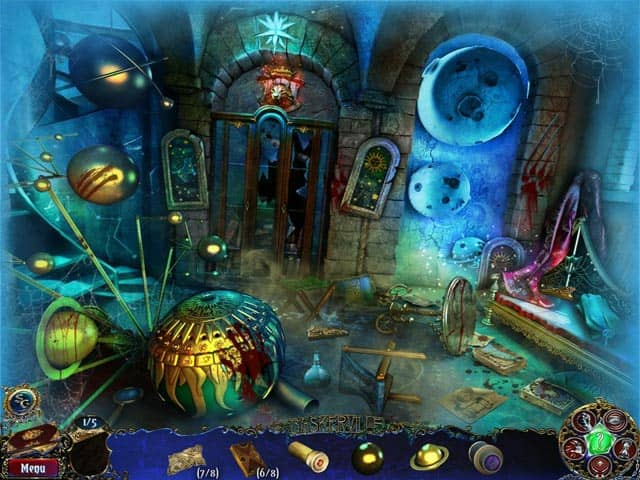 Best Detective Games for PC -  Sherlock Holmes and the Hound of the Baskervilles CE - Hidden Object Scene
