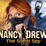 Top 10 Best Nancy Drew Games - 10. The Silent Spy Full Version for PC and Mac