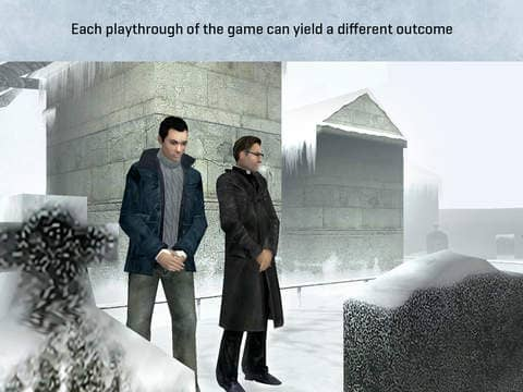 New Mystery Game Releases Jan 2015 - Fahrenheit Indigo Prophecy Remastered for iPhone & iPad