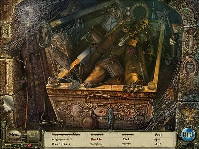 Best Detective Games for PC and Mac - Dark Tales 3 Hidden Object Mystery Game Screenshot 1