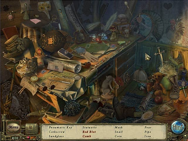 Best Detective Games for PC and Mac - Dark Tales 3 Hidden Object Mystery Game Screenshot 3