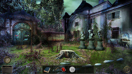 Best Point and Click Mystery Games for Mobiles in 2015 - The Mystery of Haunted Hollow Screenshot