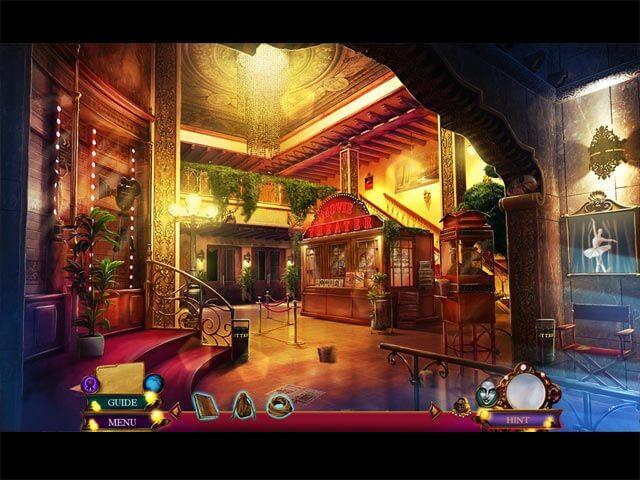 New Mystery Hidden Object Games - Danse Macabre 3 - Deadly Deception - Beautiful Artwork