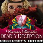 New Mystery Hidden Object Games - Danse Macabre 3 - Deadly Deception CE