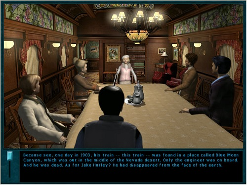 Top 10 Nancy Drew Games List for PC - Last Train to Blue Moon Canyon
