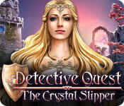 Top Detective Mac PC Games - Detective Quest The Crystal Slipper