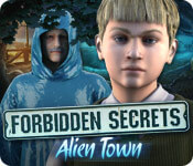 Top Detective PC Games - Forbidden Secrets Alien Town
