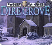 Top Detective Mac PC Games - Mystery Case Files 1 Dire Grove