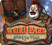 Top Detective Mac PC Games - Weird Park Broken Tune