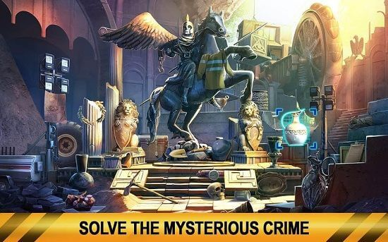 Best Detective Games Android 2018 3. Crime City Detective Hidden Object Adventure