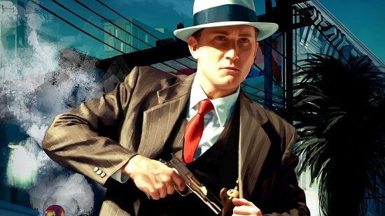 L.A. Noire Top Detetive RPG Video Game for PS4 PC download Xbox One Nintendo Switch