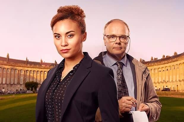 ITV British Comedy Detective Show - McDonald & Dodds Episode List